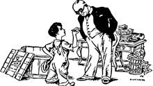 Ο άκαρδος πλούσιος και ο πτωχός Λάζαρος (Λουκ. 16,19-31)