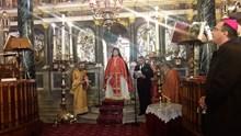 Εορτάστηκαν  οι Προστάτες του Πυροσβεστικού Σώματος «Τρείς Παίδες εν Καμίνω», στην Ερμούπολη της Σύρου
