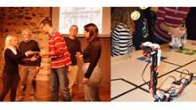 Γνωριμία των μαθητών της Σύρου με την εκπαιδευτική ρομποτική