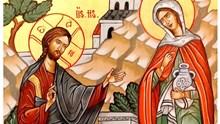 ΚΥΡΙΑΚΗ ΤΗΣ ΣΑΜΑΡΕΙΤΙΔΟΣ (Ιω. 4, 5-42)