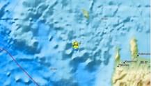 Σεισμός 5.7 Ρίχτερ βορειοδυτικά των Χανίων. Αισθητός και στις Κυκλάδες