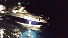 Ακυβέρνητο σκάφος ανοιχτά της Σερίφου