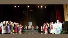 Παρουσίαση της επίσημης παραδοσιακής φορεσιάς της Σύρου