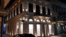 Το σπίτι του Δημάρχου Επαμεινώνδα Νικολάου Παππαδάμ στην Ερμούπολη. Η Αναγέννηση