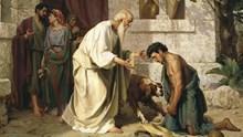 Η εξαίρετη παραβολή του Ασώτου Υιού (ή καλύτερα του Σπλαχνικού Πατέρα)