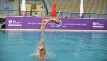 """Με παγκόσμια λάμψη αστέρων το """"Hellas Beetles FINA Artistic Swimming World Series, Syros 2018"""""""