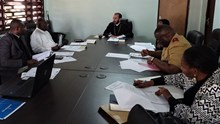 Συνεδρίαση του Συμβουλίου Χριστιανικών Εκκλησιών της Δημοκρατίας του Κονγκό