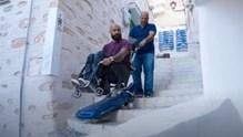 Σύρος: Σε λειτουργία το αναβατόριο για ΑμεΑ στην Άνω Σύρο