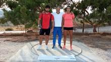 Στη Σύρο βρίσκονται για την προετοιμασία τους αθλητές και αθλήτριες ρίψεων των Εθνικών Ομάδων Ελλάδας και Κύπρου