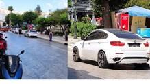 Σύρος: Ταχύτατη η ανταπόκριση της Αστυνομίας στην παράνομη στάθμευση