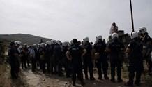 """""""Κοινό ψήφισμα αλληλεγγύης στην Τήνο που αντιστέκεται"""""""