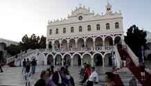 Έντονη αντίθεση της Ιεράς Συνόδου για την τροπολογία που αφορά το Πανελλήνιο Ιερό Ίδρυμα Ευαγγελίστριας Τήνου