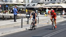 3rd Trimore Syros Triathlon 2018, στους δρόμους της Σύρου