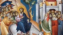 Ο Ιησούς εισέρχεται μεσσιανικά στα Ιεροσόλυμα και διώχνει τους εμπόρους από το Ναό