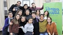 """Εκπαίδευση νέων εκπαιδευτών του διεθνούς έργου """"Recognize and Change"""""""
