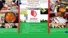 "Eργαστήριο διάχυσης αποτελεσμάτων (multiplier event) του Erasmus+ έργου ""Healthnic: Healthy and ethnic diet for inclusion"""