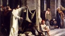 Ο Χριστός θεραπεύει τον παραλυτικό της Βηθεσδά