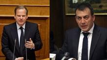 """Γ. Βρούτσης: """"Η κυβέρνηση εγγυάται την απρόσκοπτη συνέχιση του έργου του αεροδρομίου"""""""