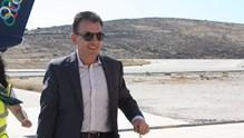 Στη Σύρο ο βουλευτής, Γιάννης Βρούτσης