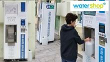 Η WaterShop λαμβάνει όλα τα απαραίτητα μέτρα ασφάλειας και υγιεινής στα μηχανήματα παροχής πόσιμου νερού