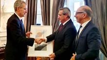"""Γ. Χατζημάρκος : """"Καλούμε το διεθνές επενδυτικό κεφάλαιο να εμπιστευθεί το Νότιο Αιγαίο"""""""