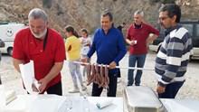 Χοιροσφάγια από τον Όμιλο Φουσκωτών και Ταχυπλόων Σκαφών Σύρου