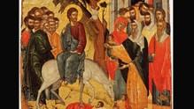 ΚΥΡΙΑΚΗ ΤΩΝ ΒΑΪΩΝ (Ιωάννου 12, 1-18)