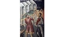 Η θεραπεία ενός παραλυτικού στην Καπερναούμ (Μάρκ. 2, 1-12)
