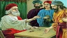 Η ΕΞΑΙΡΕΤΙΚΗ ΠΑΡΑΒΟΛΗ ΤΩΝ ΤΑΛΑΝΤΩΝ (Ματθ. 25, 14-30)