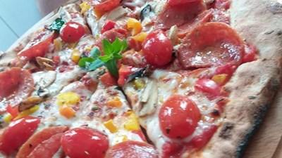 SOLOGRANO PIZZA PASTA FRESCA