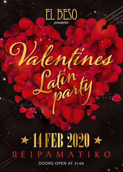 Valentines Latin Party