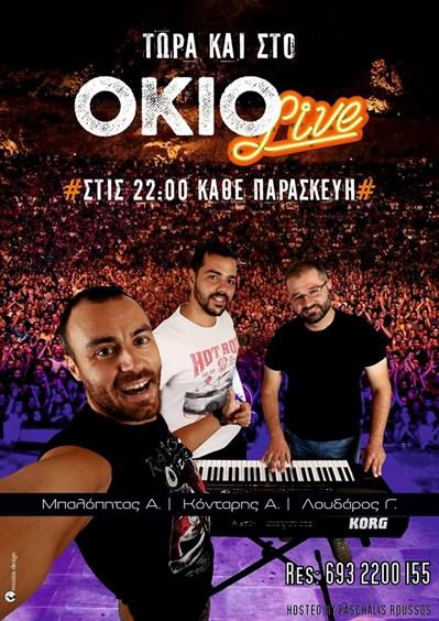 OKIO live