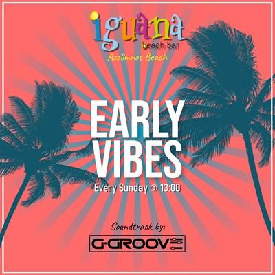 G-Groove @ Iguana (ΚΑΘΕ ΚΥΡΙΑΚΗ) (Εως 5/9)
