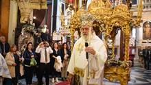 Η αποκαθήλωση του Εσταυρωμένου στον Ι.Ν.Aγίου Νικολάου
