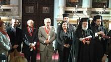 Η Ιερά Μητρόπολη τίμησε τους ιατρούς της Σύρου