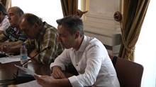 Συνεδρίαση Δημοτικού Συμβουλίου - Πανεπιστήμιο Αιγαίου