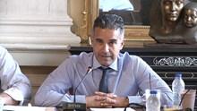 Ο Δήμαρχος Σύρου-Ερμούπολης Γιώργος Μαραγκός για το Νεώριο