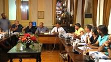 Συνεδρίαση Δημοτικού Συμβουλίου - Προσφυγικό