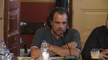 Ενημέρωση από τον Παύλο Ραουζαίο για την ΑΙΓΑΙΟ Τηλεόραση