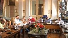 Συνεδρίαση Δημοτικού Συμβουλίου - Διαγραφή Μ. Καζαντζάκη