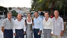 Εκδήλωση προς τιμή του Μίμη Δομάζου από το Δήμο Σύρου-Ερμούπολης