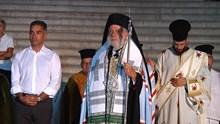 O εορτασμός της Μεταμορφώσεως του Σωτήρος στην Ερμούπολη