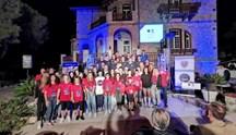 Εκδήλωση για την παρουσίαση της ομάδαςτου Φοίνικα Σύρου Onex για το 2020-2021