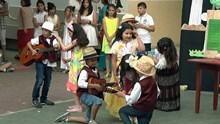 Γιορτή λήξης του 4ου δημοτικού σχολείου