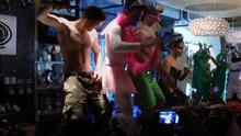 HARLEM SHAKE @ Liquid music bar
