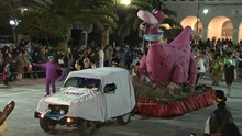Συριανό Καρναβάλι 2017 - Πλατεία Μιαούλη