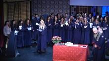 Τελετή Καθομολόγησης των Αποφοίτων του Τμήματος Μ.Σ.Π.Σ