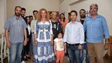 Δηλώσεις Mαρίας Καζαντζάκη μετά το εκλογικό αποτέλεσμα