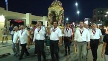 Εορτασμός της Κοιμήσεως της Θεοτόκου στην Ερμούπολη