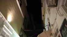 Κατέρρευσε τμήμα του παλιού ξενοδοχείου «Κυκλαδικόν»